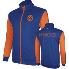New York Knicks - Polyester Mesh Fan NBA Track Bunda