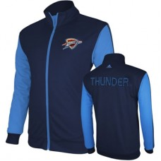 Oklahoma City Thunder - Polyester Mesh Fan NBA Track Bunda