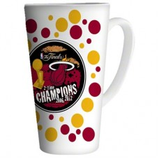 Miami Heat - 2012 Champions Fan NBA Latte Džbán