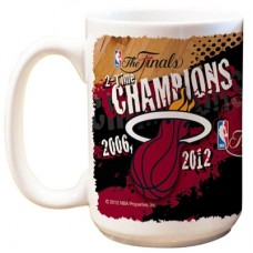 Miami Heat - 2012 Champions Fan NBA Džbán