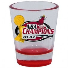 Miami Heat - 2012 Champions Collector Fan NBA Pohár