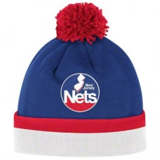 New Jersey Nets - Jersey Stripe Fan NBA Čiapka