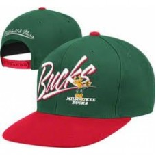 Milwaukee Bucks - Vice Scritp NBA Čiapka
