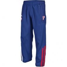 Detroit Pistons - 2012 On-Court Warmup NBA Športové nohavice