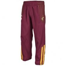 Cleveland Cavaliers - 2012 On-Court Warmup NBA Športové nohavice