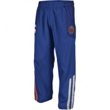 New York Knicks - 2012 On-Court Warmup NBA Športové nohavice