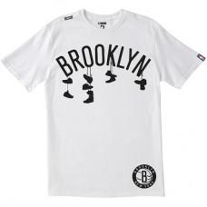 Brooklyn Nets - The Corner NBA Tričko