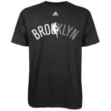 Brooklyn Nets - Draft Dribbler FF NBA Tričko
