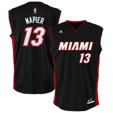 Miami Heat - Shabazz Napier Replica NBA Dres