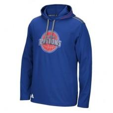 Detroit Pistons - adidas Tip-Off NBA Mikina s kapucňou