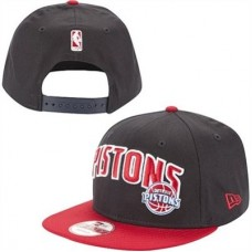 Detroit Pistons - New Era NBA Čiapka