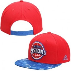 Detroit Pistons - 2 Tone City Pulse NBA Čiapka