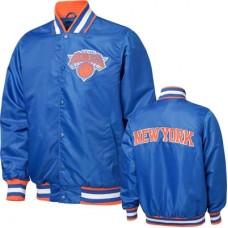 New York Knicks - Heritage Varsity Satin Fan MLB Bunda
