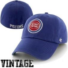 Detroit Pistons - \'47 Brand Franchise NBA Čiapka