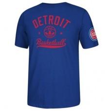 Detroit Pistons - Street Sweeper NBA Tričko