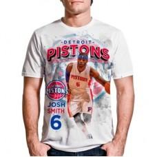 Detroit Pistons - Josh Smith NBA Tričko