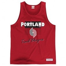 Portland Trail Blazers - Retro 90s NBA Tričko
