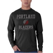 Portland Trail Blazers - Scrum NBA Tričko s dlhým rukávom