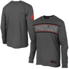 Portland Trail Blazers - Big E NBA Tričko s dlhým rukávom