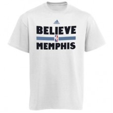 Memphis Grizzlies - Playoffs Slogan NBA Tričko