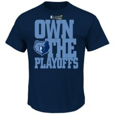 Memphis Grizzlies - Own the Playoffs NBA Tričko