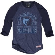 Memphis Grizzlies - Mitchell & Ness NBA Tričko s dlhým rukávom