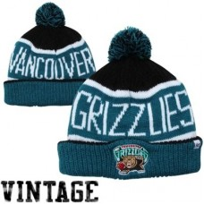 Memphis Grizzlies - Calgary Knit NBA Čiapka