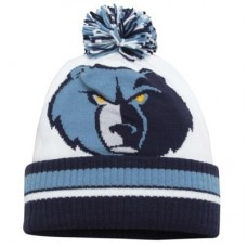 Memphis Grizzlies - Lifestyle Cuffed Knit NBA Čiapka