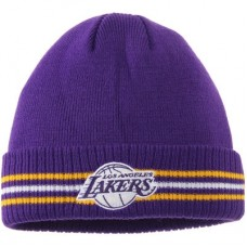 Los Angeles Lakers detská - Cuffed Knit NBA Čiapka