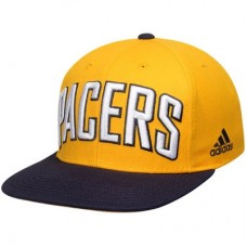 Indiana Pacers detská - On Court Snapback Adjustable NBA Čiapka