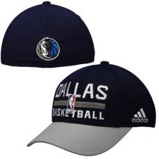 Dallas Mavericks detská - Practice Graphic Flex NBA Čiapka
