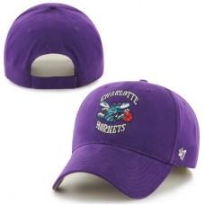 Charlotte Hornets detská - Hardwood Classics Basic Adjustable NBA Čiapka