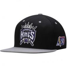 Sacramento Kings - 50th Anniversary Snapback NBA Čiapka