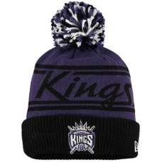 Sacramento Kings - Fire CuffedNBA Knit Čiapka