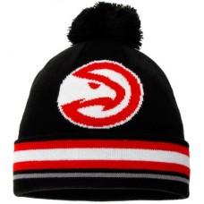 Atlanta Hawks detská - Cuffed Knit Hat with Pom NBA Čiapka