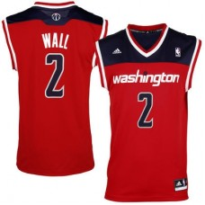 Washington Wizards - John Wall Fashion Replica NBA Dres