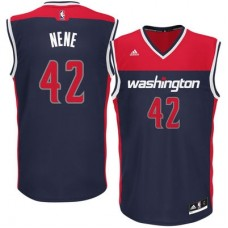 Washington Wizards - Nene Hilario Replica NBA Dres