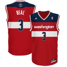Washington Wizards - Bradley Beal Replica NBA Dres