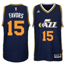 Utah Jazz - Derrick Favors Swingman NBA Dres