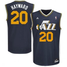 Utah Jazz - Gordon Hayward Replica NBA Dres