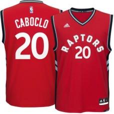 Toronto Raptors - Bruno Caboclo Replica NBA Dres