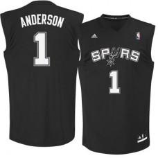 San Antonio Spurs - Kyle Anderson Replica NBA Dres