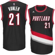 Portland Trail Blazers - Noah Vonleh Replica NBA Dres
