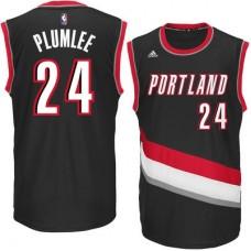 Portland Trail Blazers - Mason Plumlee Replica NBA Dres