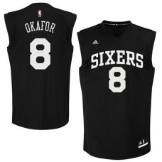 Philadelphia 76ers - Jahlil Okafor Fashion Replica NBA Dres