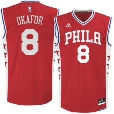 Philadelphia 76ers - Jahlil Okafor Replica NBA Dres