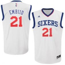 Philadelphia 76ers - Joel Embiid Replica NBA Dres