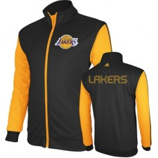 Los Angeles Lakers - Polyester Mesh V NBA Track Bunda
