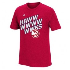 Atlanta Hawks - Local Flair Logo NBA Tričko