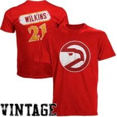 Atlanta Hawks - Dominique Wilkins NBA Tričko